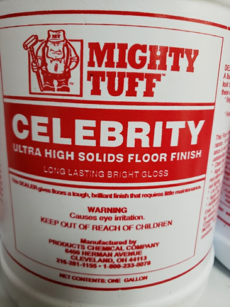 Celebrity Floor Wax Majestic Flag Store